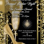 Annual Ladies Night Gala – 2018 (UPDATE)